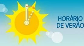 Hoje, meia noite, começa o Horário de Verão, adiante 1 hora.