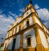 Restauração do maior patrimônio histórico de Santana de Parnaíba, a Igreja da Matriz, segue a todo vapor