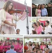 """FSS de Barueri inicia a campanha  do Outubro Rosa, """"Um Laço Pela Vida"""", contra o câncer de mama"""