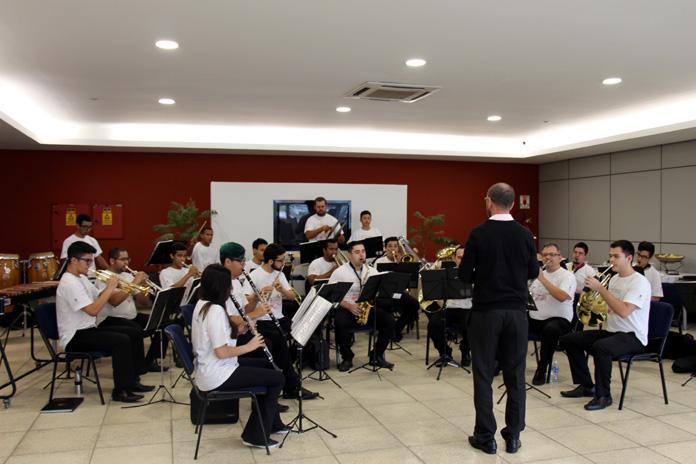 Foto 2 - Banda Musical Conselheiro Mayrink - projeto apoiado por  meio de incentivo fiscal