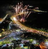 Show de 437 anos de Santana de Parnaíba foi sucesso de plateia