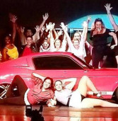 Academia Panteras, de Osasco, comemora 37 anos com espetáculo Grease – Nos Tempos da Brilhantina