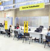 Casa do Trabalhador de Barueri registra aumento de 23% em contratações