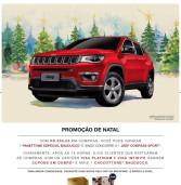 Promoção de Natal do Iguatemi Alphaville sorteará Jeep Compass 2018