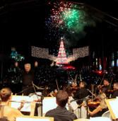 Natal Encantado de Barueri –  Luzes, Artes e Sonhos – emociona público na abertura com a apresentação do maestro João Carlos Martins e da Orquestra Filarmônica Bachiana