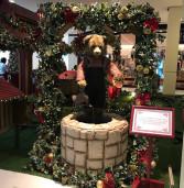 A decoração de Natal do Iguatemi Alphaville traz um Poço dos Desejos