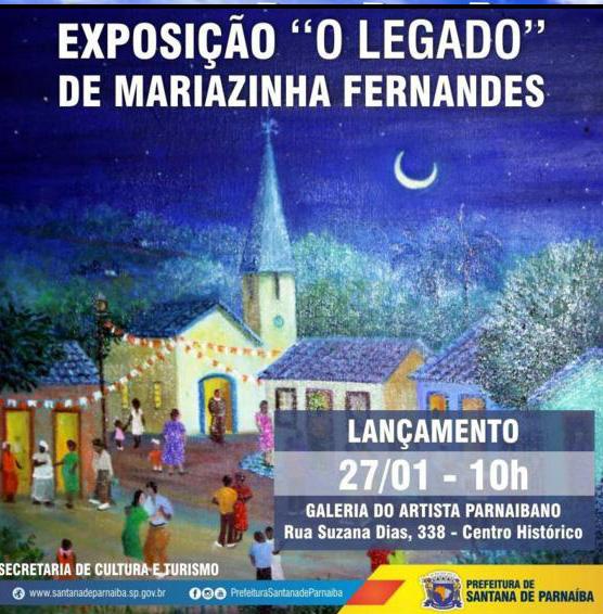 O Legado - Mariazinha Fernandes