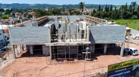 Construção do Complexo Hospitalar Santa Ana segue em ritmo acelerado