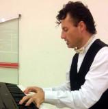 Visitou nossa redação, hoje, Daniel Brotto – pianista, compositor e professor – fundador do Instituto Brotando Talentos