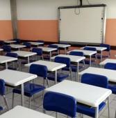 Prefeitura reviltaliza as salas de aula do CM Tom Jobim em Alphaville e mais 10 escolas municipais da cidade