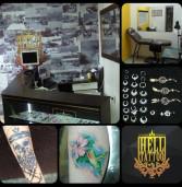 Hell Tatoo, onde se faz e se remove tatuagens, colocação de piercing e alargadores