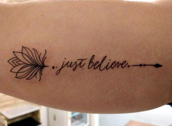 Hell.tatoo.frase