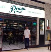 No restaurante Pirajá do Shopping Iguatemi Alphaville, a Cozinha Clássica de Botequim, com a cara do Rio de Janeiro!