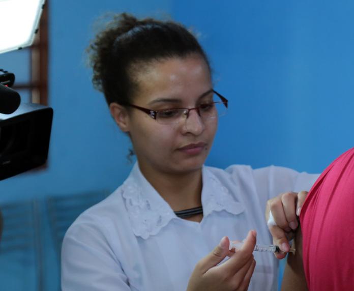 Vacina Febre AmarelaSandro Almeida
