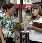 Procon Barueri celebra Dia do Consumidor com ação no bulevar