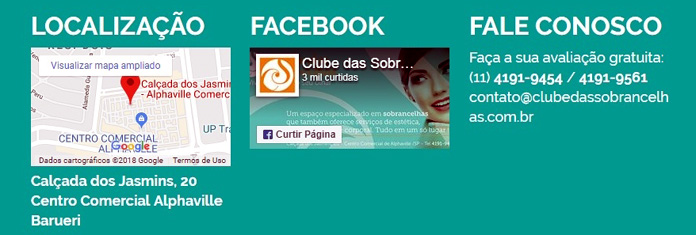 clube9 ENDERECO E TELEFONE