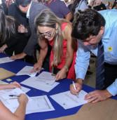 Fundo Social de Solidariedade de Santana de Parnaíba assina convênio para ampliar cursos de qualificação