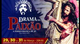 Santana de Parnaíba – Drama da Paixão 2018 – Perseverança de Jó!