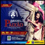 Vem aí, o Drama de Paixão em Santana de Parnaíba
