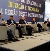 Santana de Parnaíba participa do 1º Fórum Internacional de Inovação e Tecnologia da região