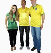 Santana de Parnaíba Lança Campanha do Agasalho 2018 de em Jantar dia 27 de abril com Capitão do Penta CAFU