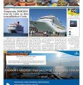 Turismo (Página 11 do Alpha Post): Temporada 2018/19 da Costa Cruzeiros na América do Sul – navios Costa Favolosa e Costa Fascinosa