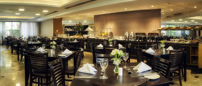 Bourbon Alphaville restaurante