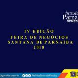 Feira de Negócios 2018 – Santana de Parnaíba – Informações