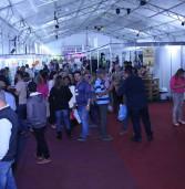 700 estandes abrilhantando a Feira de Negócios de Santana de Parnaíba, que acontece até amanhã, sábado, no Ville Sport Show