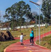 Via Parque ganha com tecnologia sustentável de iluminação pública