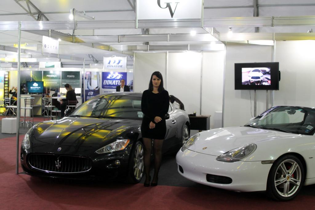 feira negocios.estande.carros