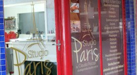 Paris, um salão completo e bem localizado, no Centro Comercial de Alphaville