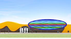 Barueri terá moderna Praça das Artes projetado pelo arquiteto Ruy Ohtake