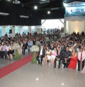 A prefeitura de Santana de Parnaíba e o Cartório Rodrigues Cruz promoveram o casamento comunitário