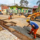 Bairros de Santana de Parnaíba – região da Fazendinha – recebem obras de implantação de rede de esgotamento sanitário