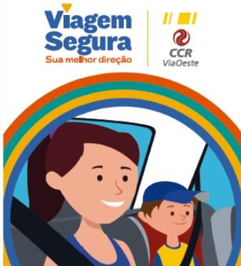 CCR ViaOeste e CCR RodoAnel distribuem 11 mil folhetos incentivando ... a79e330fd8