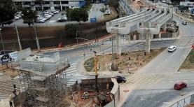 Viaduto da Araguaia já soma mais de 40% de obras concluídas