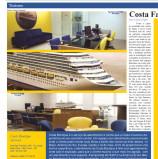 Alpha Post de Agosto – Turismo. Costa Boutique e o navio Costa Favolosa. Leia aqui!