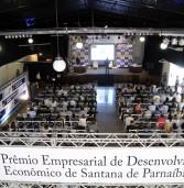 Aconteceu a 2ª edição do Prêmio Empresarial de Desenvolvimento Econômico de Santana de Parnaíba em Alphaville