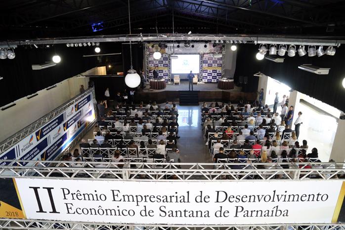 II Premio Empresarial de Desenvolvimento Economico Sandro Almeida 698