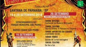 Teatro a Bordo – 19 e 20/09 em Santana de Parnaíba – gratuito