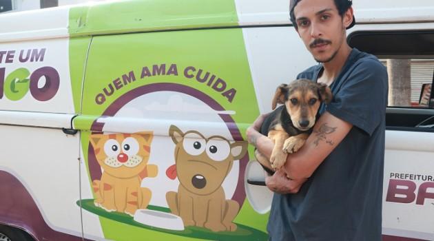 Parque Municipal de Barueri sedia Dia Animal com diversos serviços gratuitos voltados aos pets