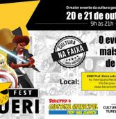 Anime Fest Barueri, evento 'nerd' mais popular de Barueri. Saiba mais.