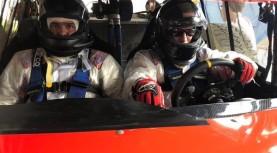 Piloto de Alphaville, Luiz Facco, vence o primeiro dia do Desafio Neembucú no Paraguai