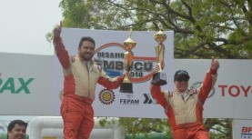 Rali: Equipe de Alphaville é Campeã do Desafio Ñeembucú 2018, no Paraguai