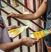 Agentes de Saúde de Santana de Parnaíba iniciam ações de combate a dengue em diversos bairros