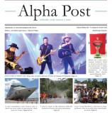 Alpha Post de novembro, leia aqui!