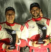Piloto de Alphaville, Luiz Facco, e Francis Herrero, conquistam o vice-campeonato no Brasileiro de Rally de Velocidade