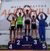 "No ultimo domingo, 25/11, aconteceu a primeira ""Meia Maratona de Alphaville"""