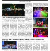 Alpha Post de dezembro: páginas de Santana de Parnaíba